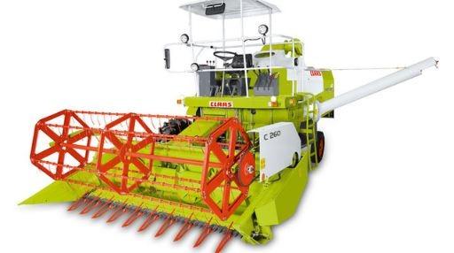 CLASS CROP TIGER 40 C 260 Combine Harvester Complete Guide