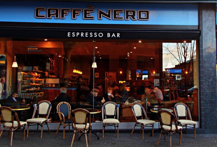 Caffe Nero Customer Feedback Survey