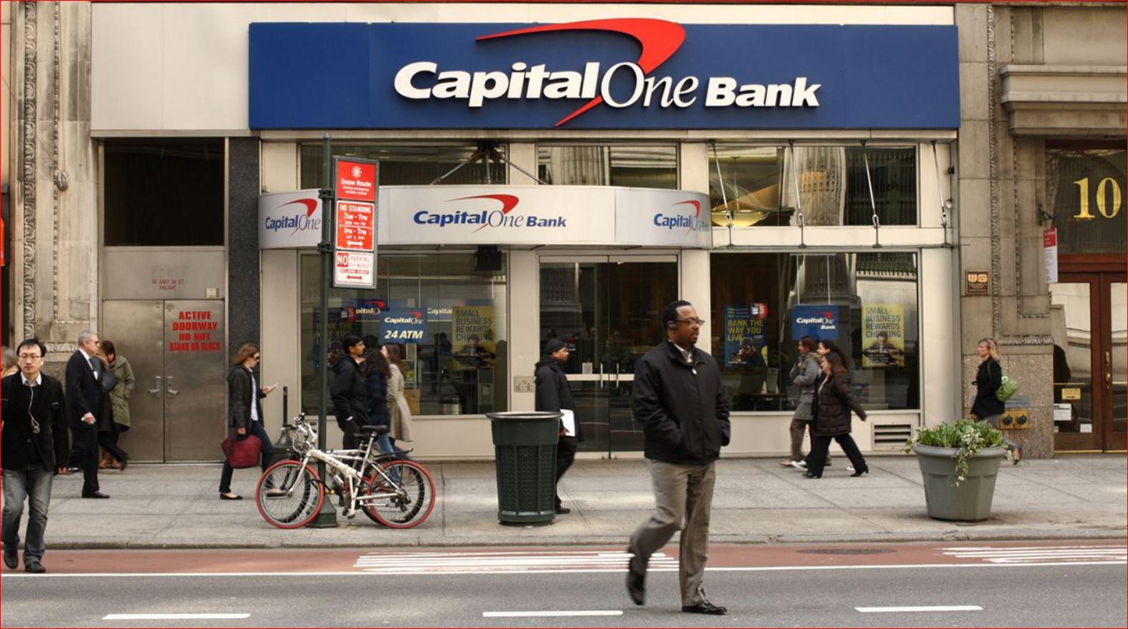 Capital One Employee Benefits
