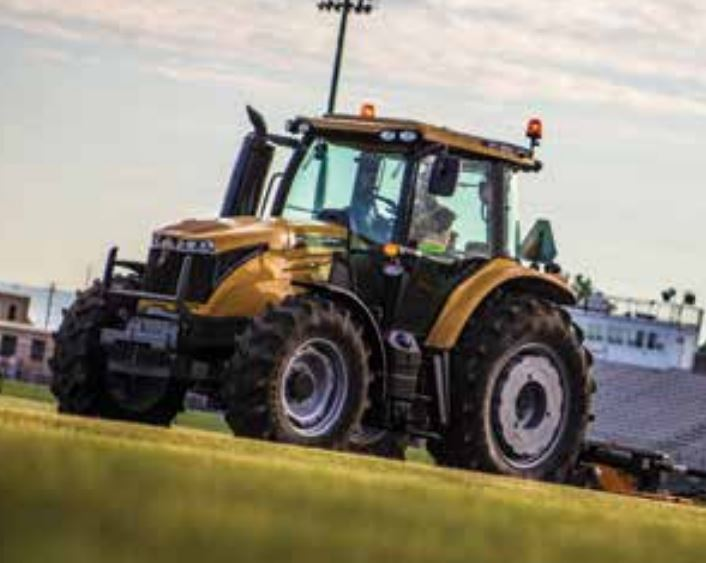 Challenger MT485E Utility Tractor