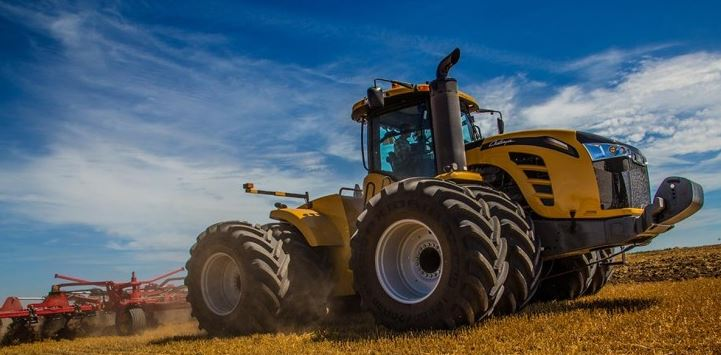 Challenger MT955E Special Application Tractor