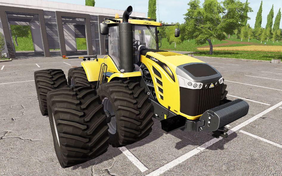 Challenger MT965E Tractor