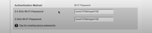 Change Myfiosgateway Password 3