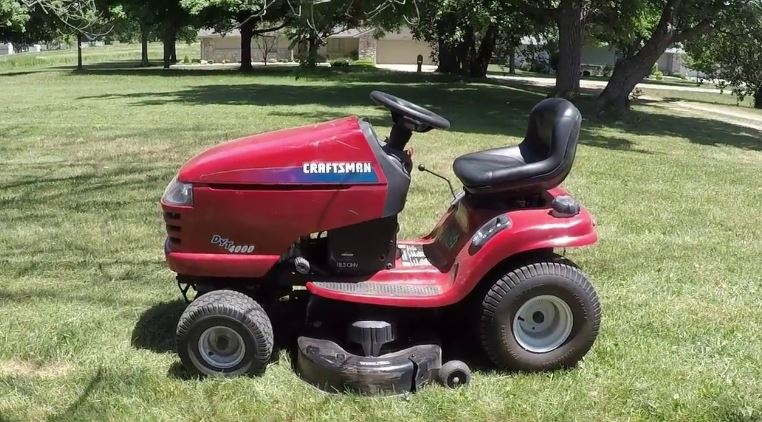Craftsman DYT 4000 Lawn Tractor Price, Specs & Review