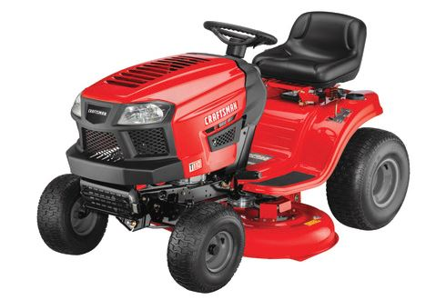 Craftsman T110 Gear Drive Riding Mower For Sale