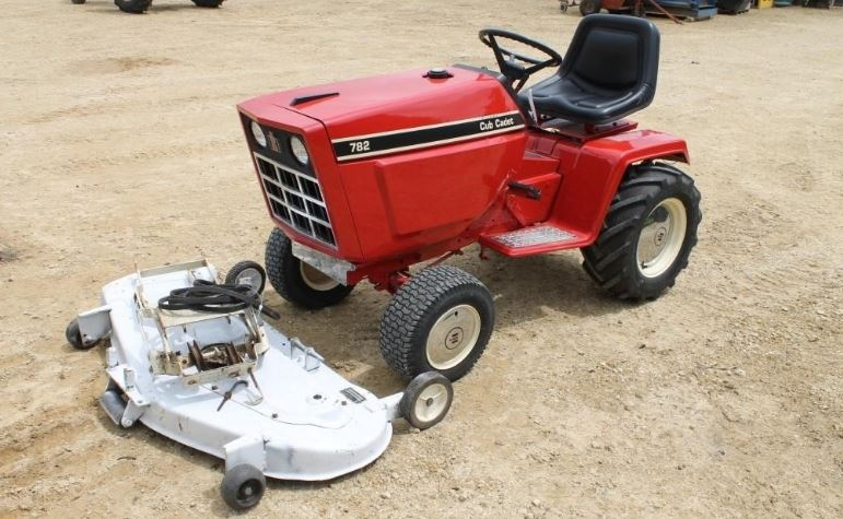 Cub Cadet 782 Serial Numbers, Price, Parts Specs & Review