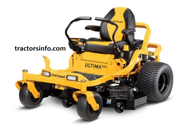 Cub Cadet Ultima ZT2 50 Riding Lawn Mower For Sale Price Specs Review