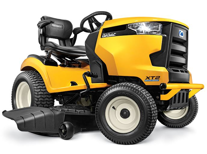 Cub Cadet XT2 LX54 inch Lawn Tractor with Fabricated deck