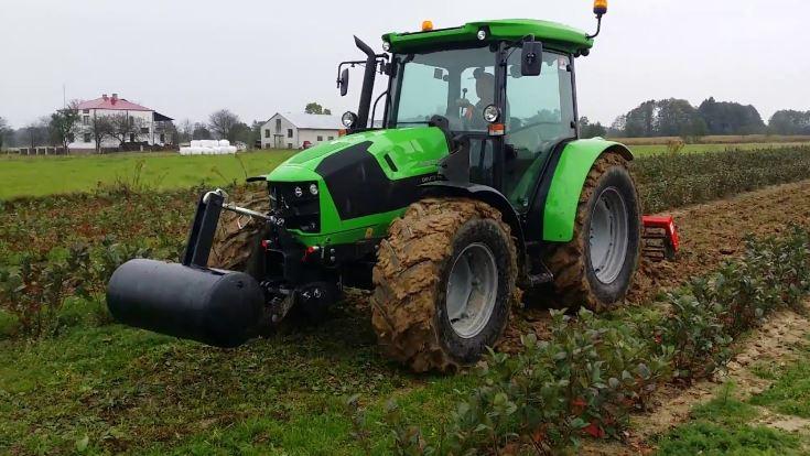 DEUTZ-FAHR 5090.4G Tractor Price