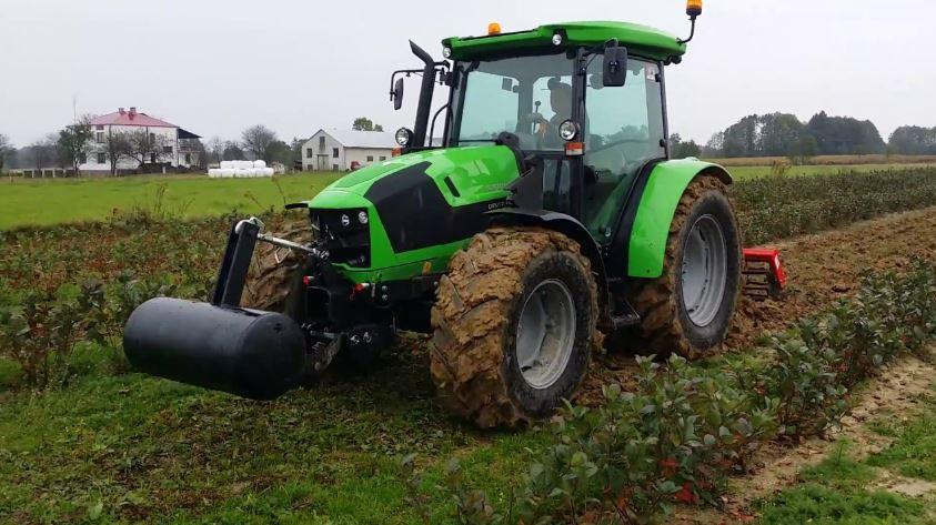 DEUTZ-FAHR 5G Series HD 5105.4G Tractor Price Specifications