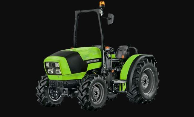 DEUTZ-FAHR Agroplus 55F Keyline Mini Tractor Price Specs