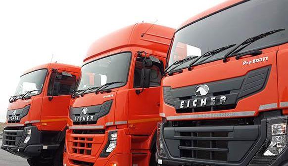 Eicher Pro 8000 series Truck
