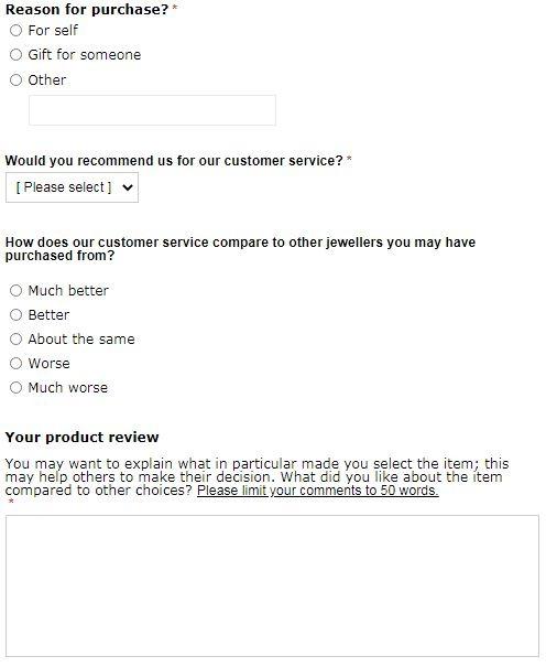 F.Hinds Guest Survey