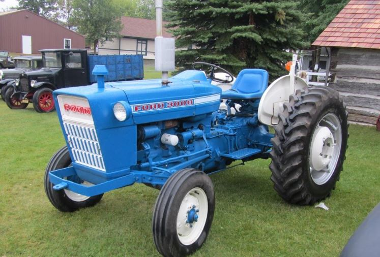 Ford 3000 Tractor Price