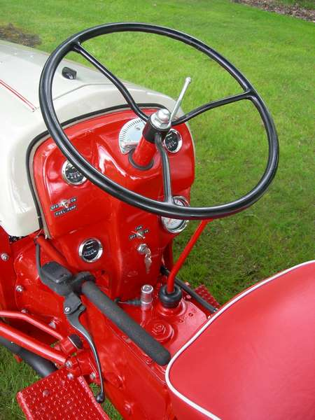Ford-8n-tractor Steering Gear