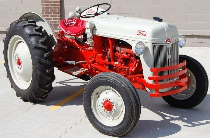 Ford Model 8N Tractor