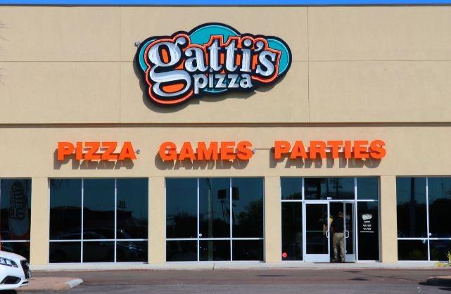 Gatti's Pizza Guest Feedback Survey