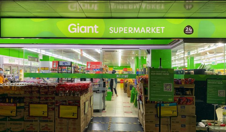 Giant Customer Survey