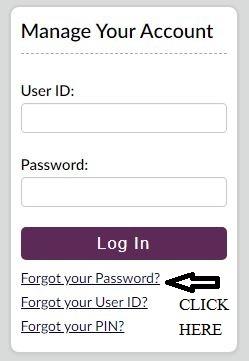 Good To Go login forgot password 1