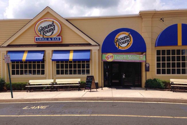 Ground Round Grill & Bar CustomerSurvey