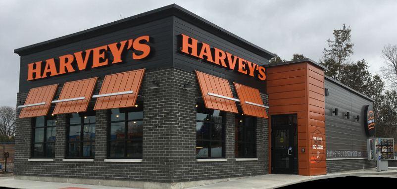 Harvey's Guest Experience SurveyHarvey's Guest Experience Survey