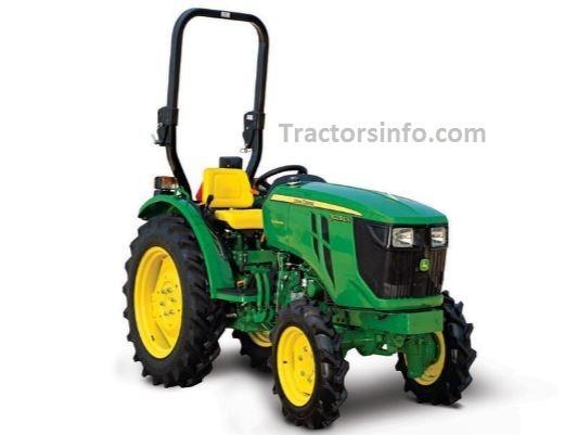 John Deere 3028EN Mini Tractor Price in india Specs & Features