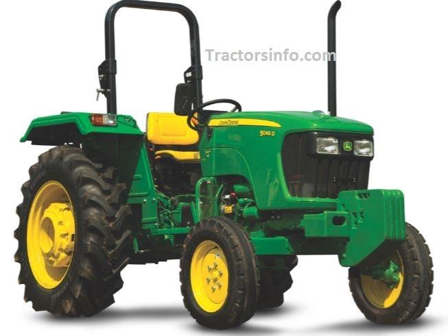 John Deere 5045D PowerPro Tractor Price in India, Specs, Review, Overview