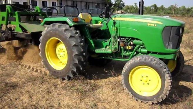 John Deere 5065 E 65 HP Tractor Price
