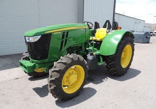 John Deere 5115ML Low Profile Tractor