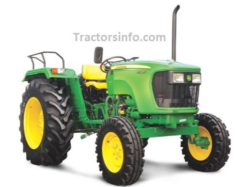 John Deere 5305D Tractor Price in India, Specs, Review, Overview