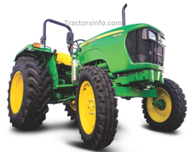 John Deere 5405 GearPro Tractor Price Specification Review & Images