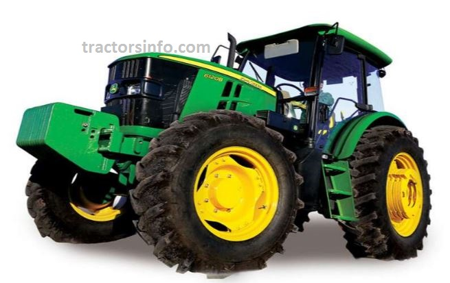 John Deere 6120B Tractor Price in India Specs Features & Review