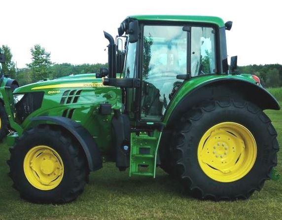 John Deere 6120M Low Profile Tractors