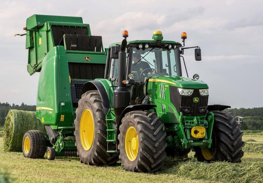 John Deere 6175M Row Crop Tractors