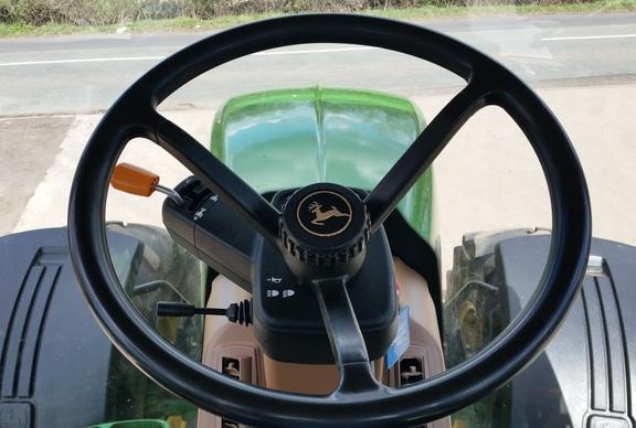 John Deere 7930 Steering