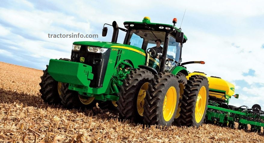 John Deere 8345R Tractor For Sale Price USA & Specifications