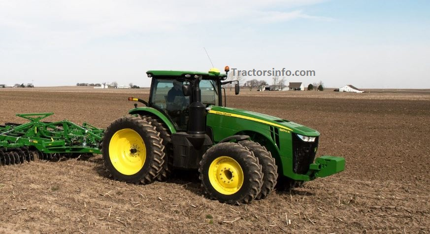 John Deere 8370R Tractor For Sale Price, Specification, Review, Overview