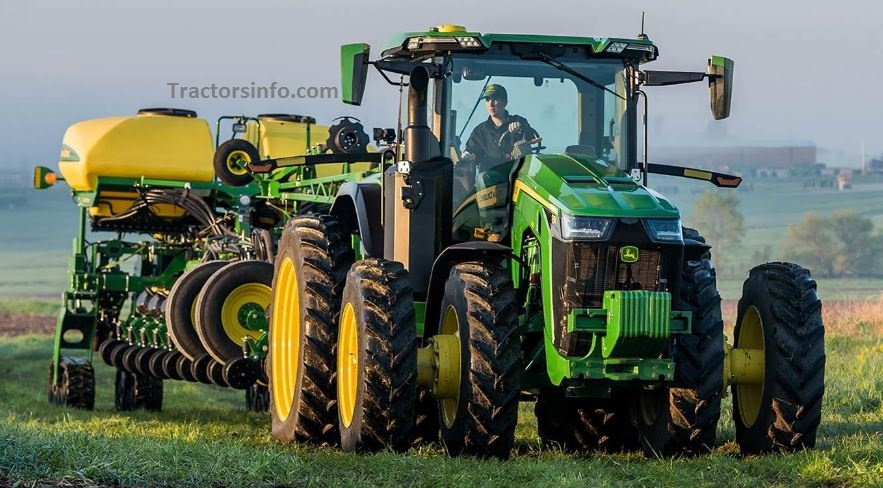 John Deere 8R 310 Tractor For Sale Price, Specification, Review, Overview