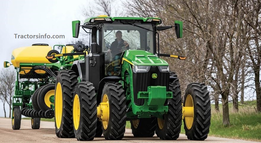 John Deere 8R 340 For Sale Price, Specification, Review, Overview