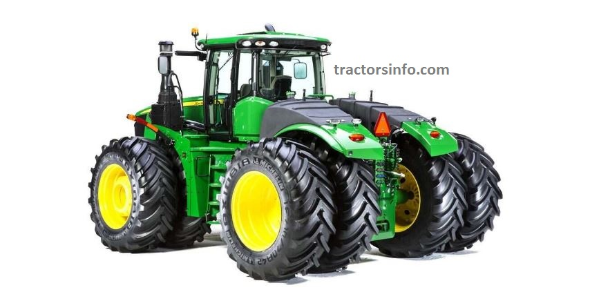 John Deere 9520R Scraper Special Tractor Price, Specification, Review, Overview
