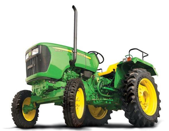 John Deere Agroman 5036C Price Specs Tractor