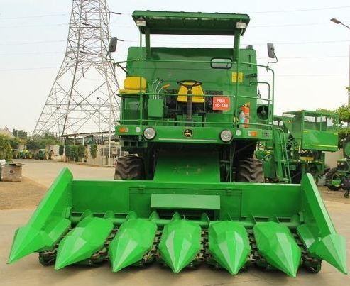 John Deere Combine Harvester W50 price