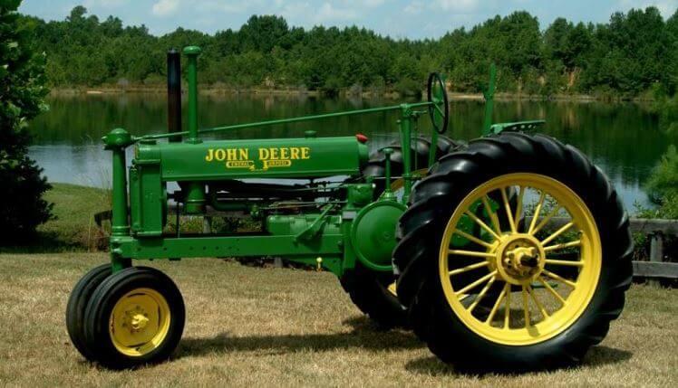 John Deere Model B