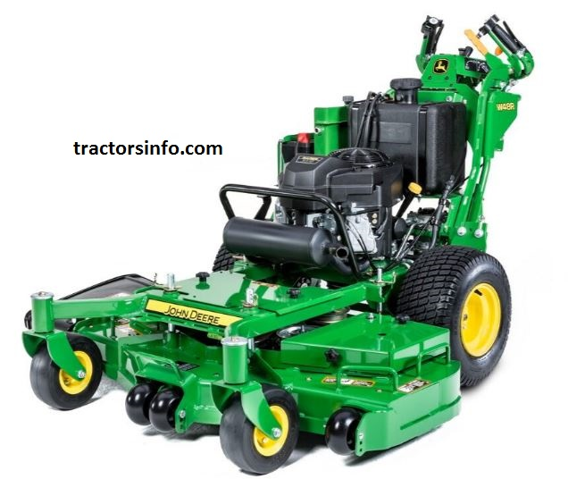John Deere W48R Commercial Walk-Behind Mower For Sale Price USA Specs Review