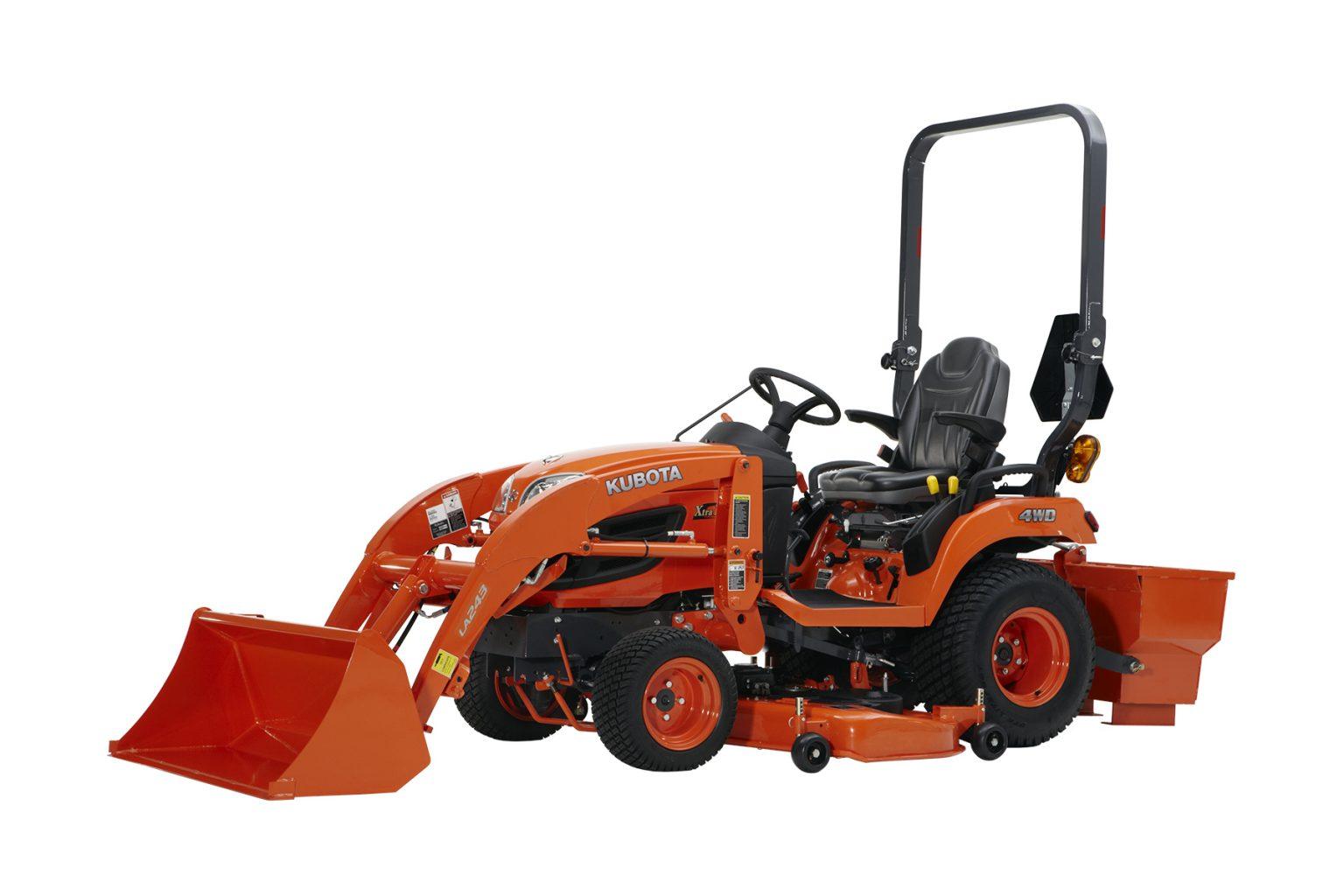 Kubota BX2670 Compact Tractor Price