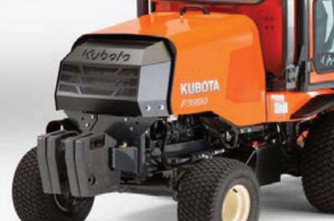 Kubota F90 Series Mower Engine
