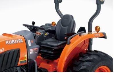 Kubota-Grand-L60-series-Tractor-Transmission