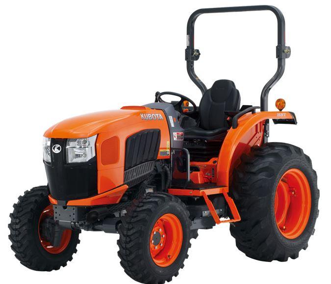 Kubota-L5060HST-Tractor