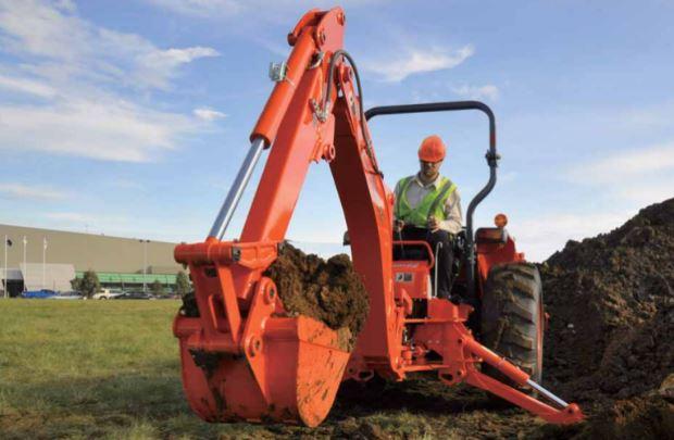Kubota-L5240-tractor-Backhoe