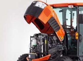 Kubota L5240 tractor Engine